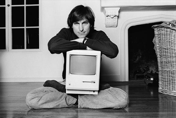 Steve Jobs Jugend